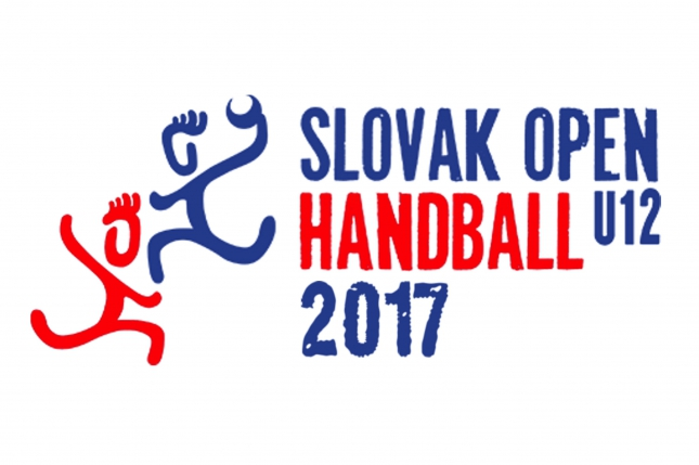Slovak Open Handball 2017 - U12